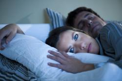 Нарушение сна при климаксе