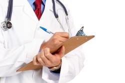 Консультация врача по вопросу питания при анемии