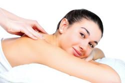 Лечебный массаж шеи