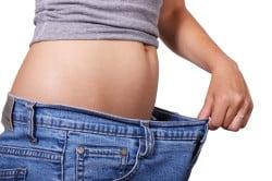 Потеря веса - причина задержки месячных