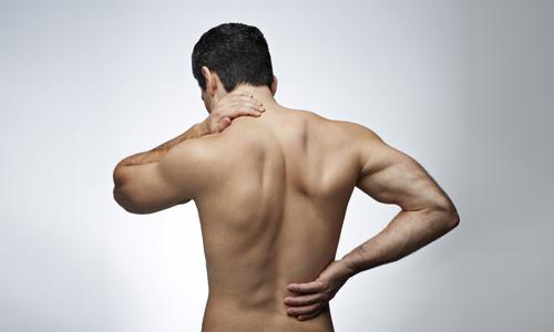 Проблема боли мышц спины