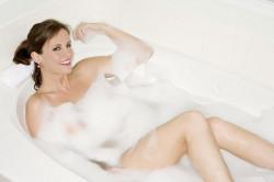 Ванны для лечения остеохондроза
