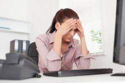 Стресс - причина кривошеи у взрослых