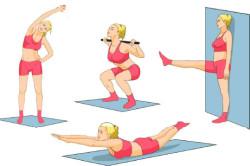 Упражнения из комплекса Бубновского