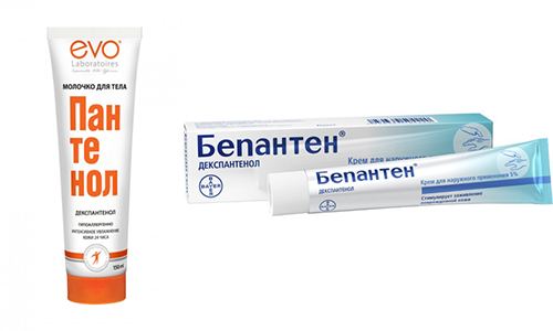 Для лечения дерматологических заболеваний врачи нередко назначают такие препараты, как Бепантен и Пантенол