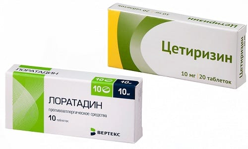 Цетиризин и Лоратадин являются популярными средствами для борьбы с аллергией