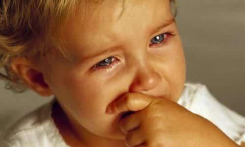 Сонливость, капризность, плаксивость являются симптомами хронического панкреатита у ребенка