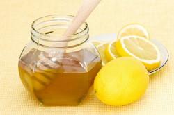 Мед и лимон при бронхите