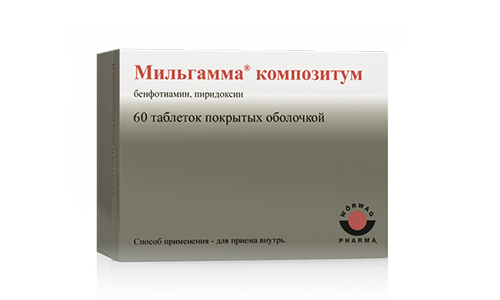 Мильгамма вводится внутримышечно в течение 3 недель