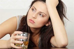 Алкоголь - враг здоровой беременности