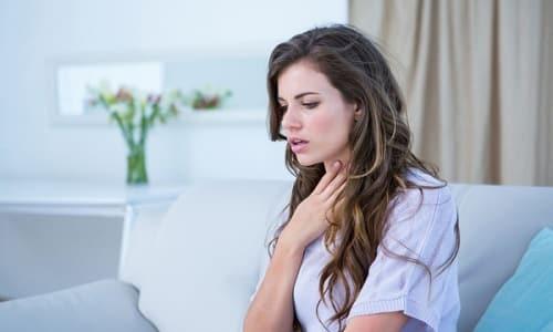 Нарушения в функционировании щитовидной железы провоцируют ухудшение состояния организма
