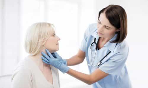 После диагностического исследования назначается схема лечения
