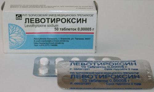 Препарат Левотироксин эффективен для лечения кретинизма