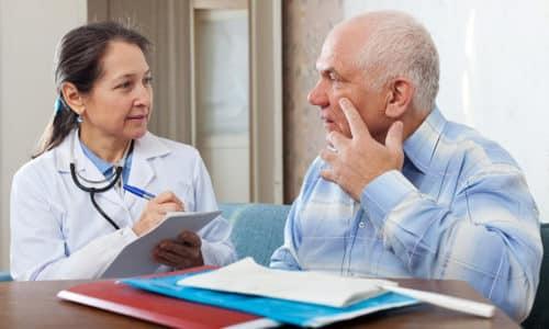 Обычно людям среднего и старшего возраста рекомендуется периодически посещать эндокринолога, так как чем старше человек, тем слабее его иммунная система