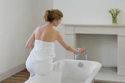 Приготовление горчичной ванны