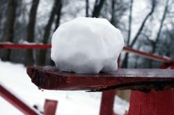 Снег для лечения радикулита