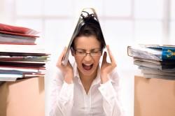 Стресс - причина обострения герпеса
