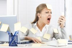 Стресс - причина сухости влагалища