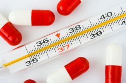 Повышенная температура при ВИЧ