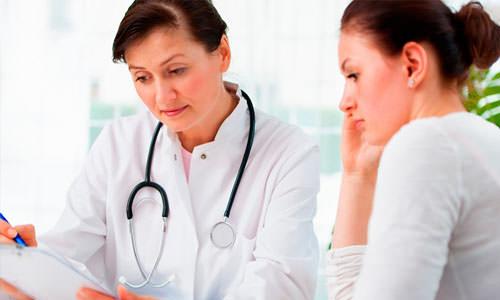 Когда результаты анализов будут готовы, врач придет к конкретным выводам относительно болезни и пропишет курс лечения